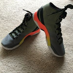 UA Men's Curry 2 Shoes